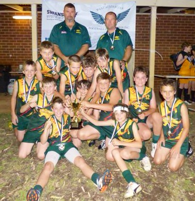 2013 Yr5 Swan Valley Cup Winners